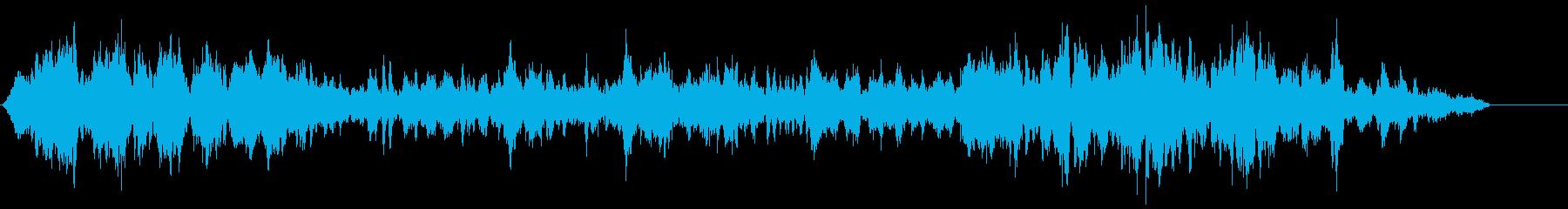 ゾンビ(グループ)攻撃5の再生済みの波形