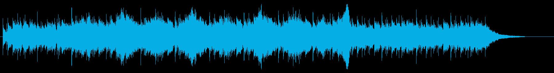 【ヒーリング】疾走感_幻想的【ループ可】の再生済みの波形
