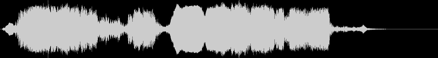 中型の固体金属容器またはシート:非...の未再生の波形