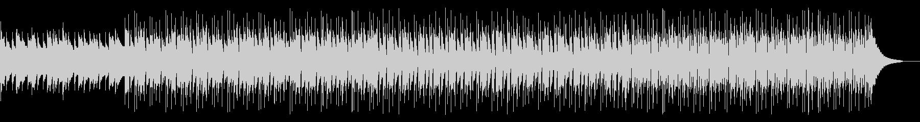 【メロ抜き】優しく軽やかなピアノの未再生の波形