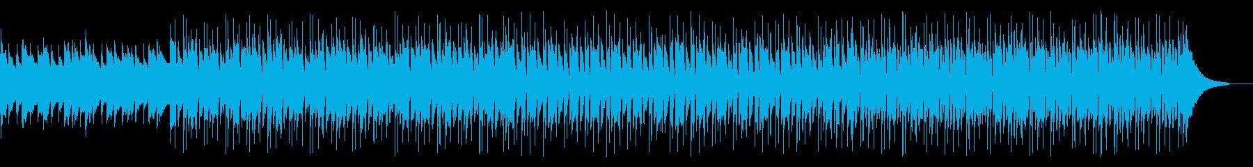 【メロ抜き】優しく軽やかなピアノの再生済みの波形