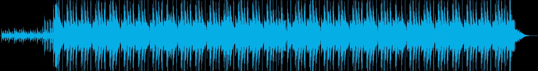 哀愁漂う上モノの現代風なHiphopの再生済みの波形