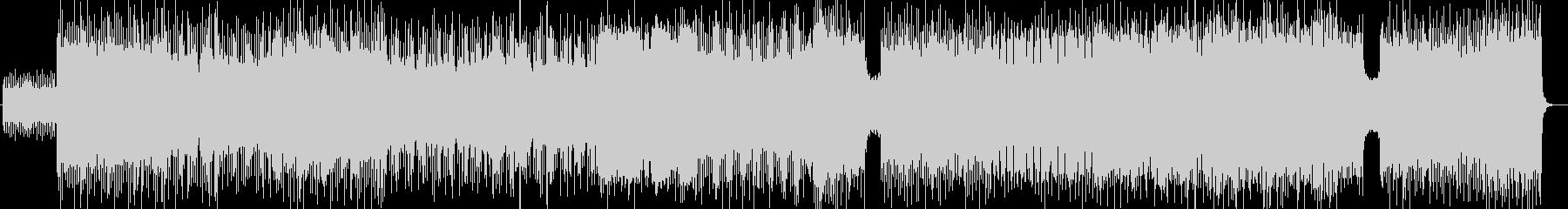 「HARD・DEATH」BGM230の未再生の波形