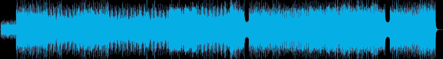 「HARD・DEATH」BGM230の再生済みの波形