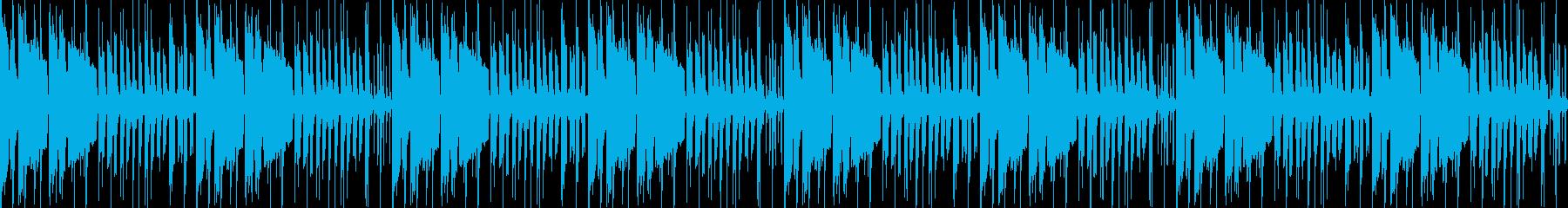 【落ち着いた雰囲気のピアノJAZZ】の再生済みの波形