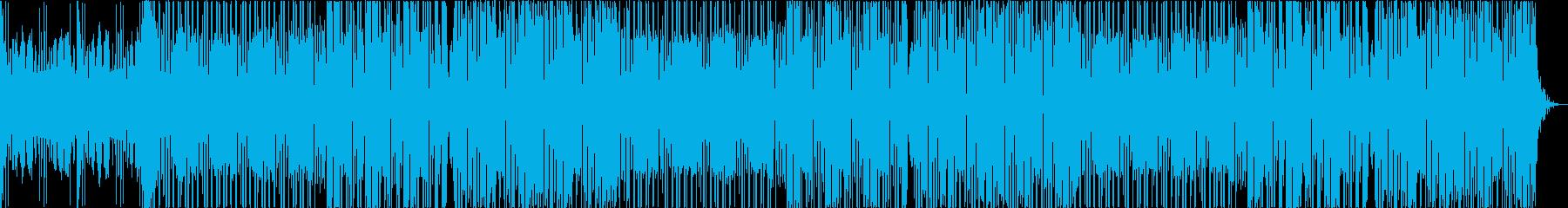 声ネタ西海岸ギャングHIPHOPの再生済みの波形
