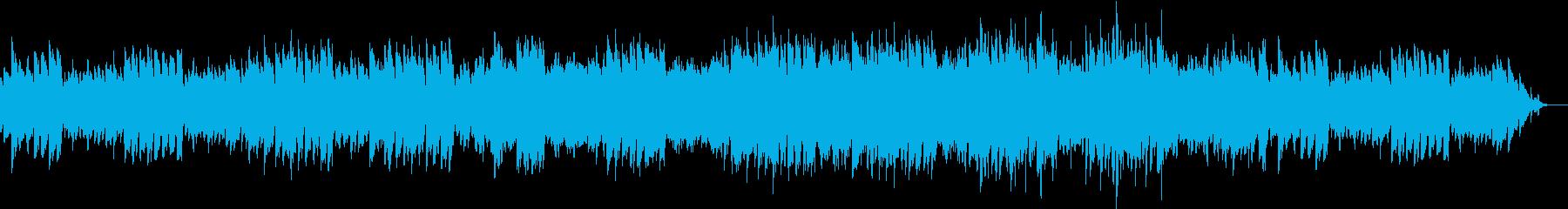 現代の交響曲 劇的な ファンタジー...の再生済みの波形