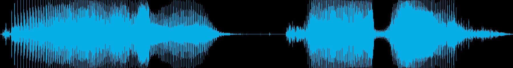 あいこで!の再生済みの波形
