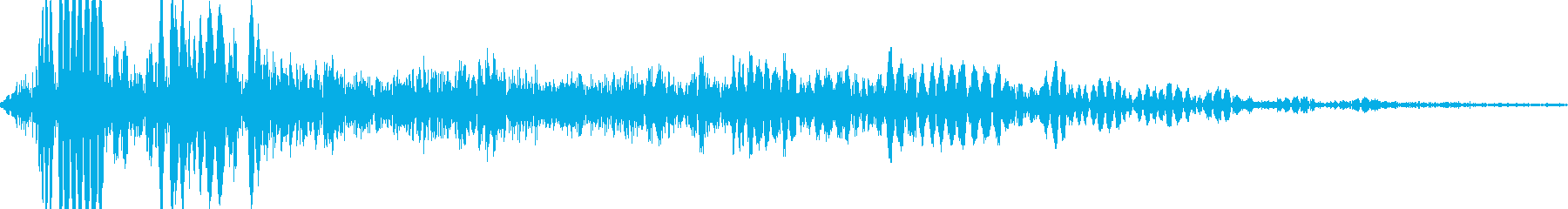 ミリタリータンクガン:シングルショ...の再生済みの波形