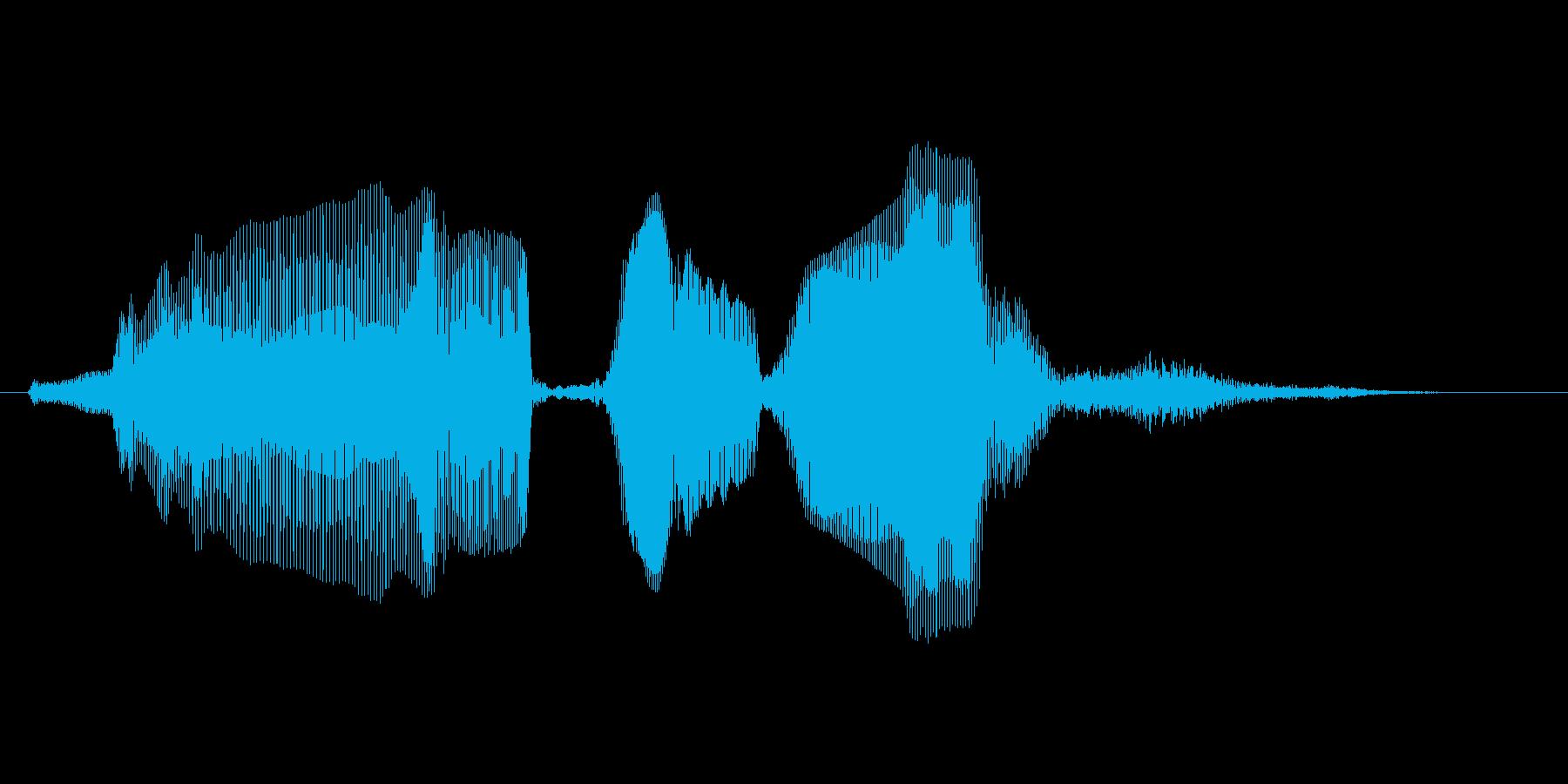 マーベラス!の再生済みの波形