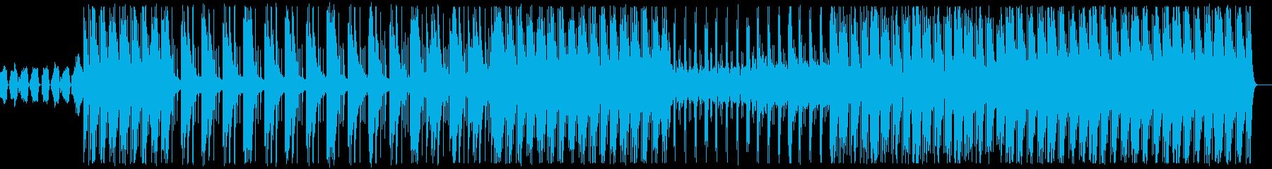 お洒落 切ない 感動 ヒップホップの再生済みの波形