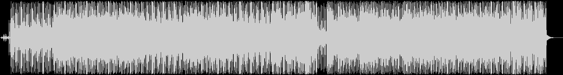 メロウなシンセベースのLo-Fiの未再生の波形