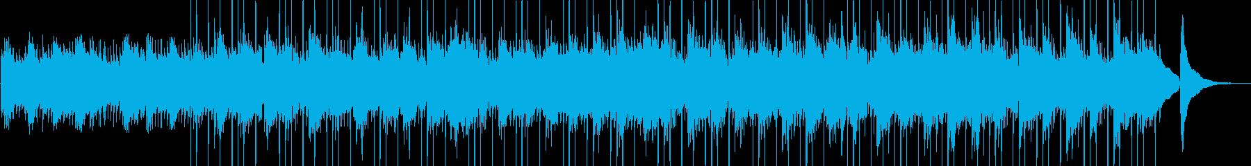 Beautiful Acousticの再生済みの波形