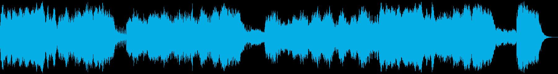 現代的 交響曲 クラシック コーポ...の再生済みの波形