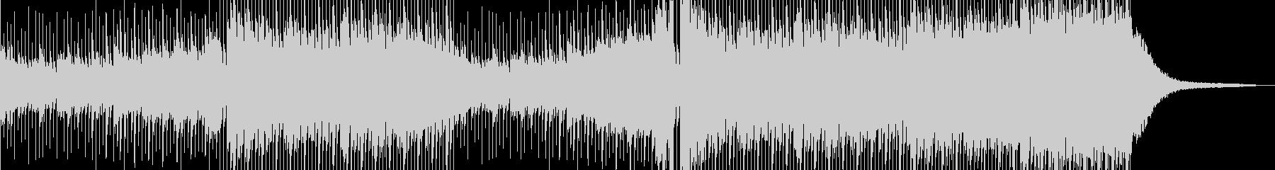 【ハウス】エネルギッシュ・力強さの未再生の波形