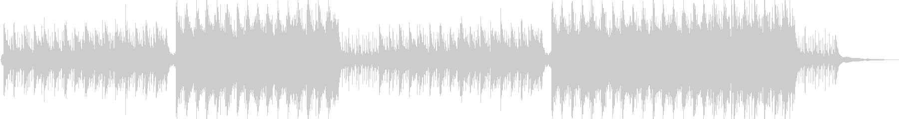 BGM for companies with a strong image's unreproduced waveform