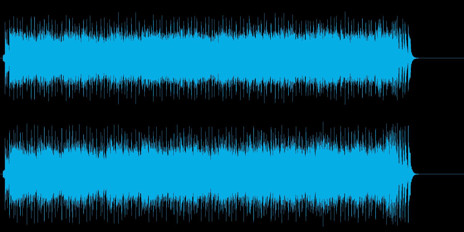 スイートなフィラデルフィア・ソウル風の再生済みの波形