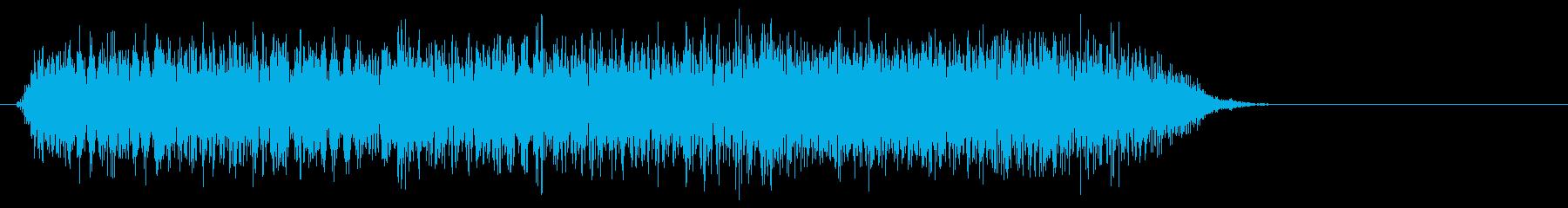 メタルなフレーズ クールなツインギターの再生済みの波形
