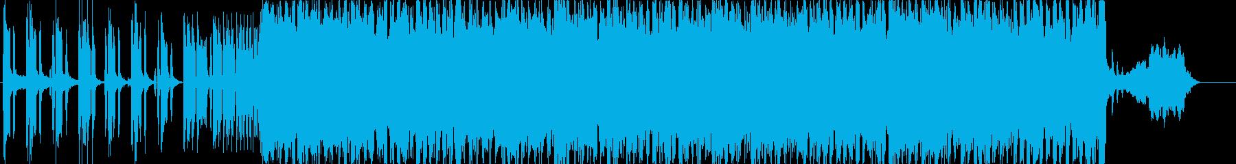 爽やかエレクトロ_aの再生済みの波形