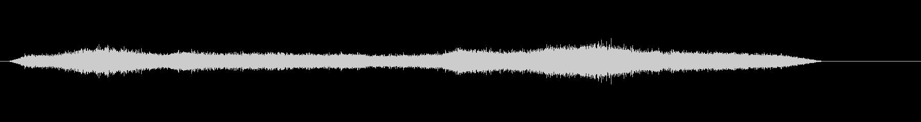 群集(30、000):ホイッスル/...の未再生の波形
