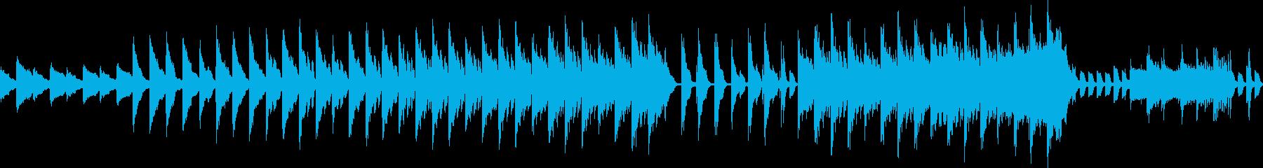 シネマティック サスペンス 繰り返...の再生済みの波形