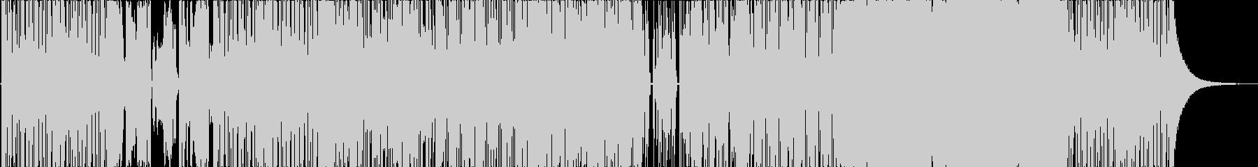 echoes of Sの未再生の波形