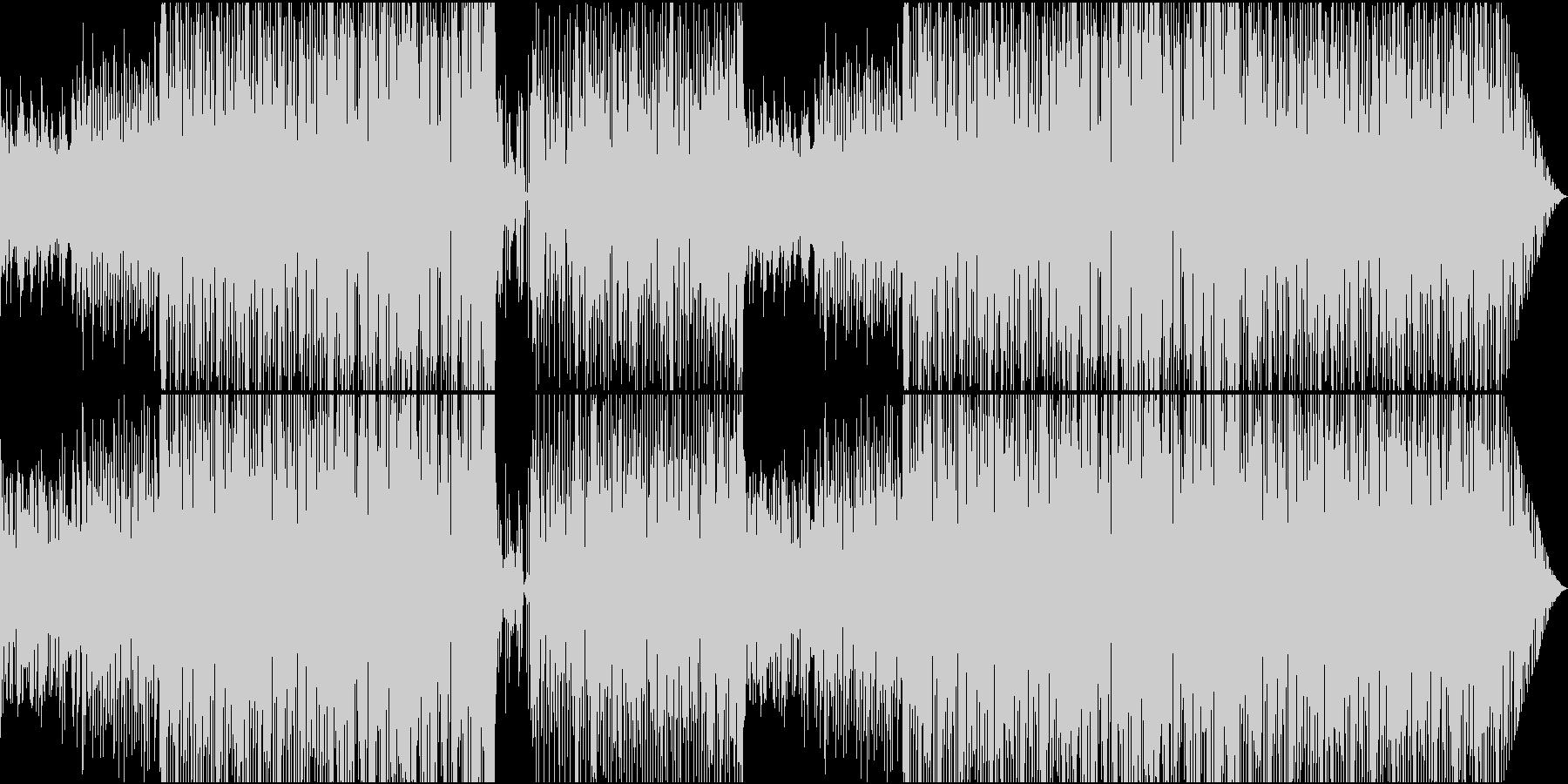 70'~80'年代のディスコ風08の未再生の波形