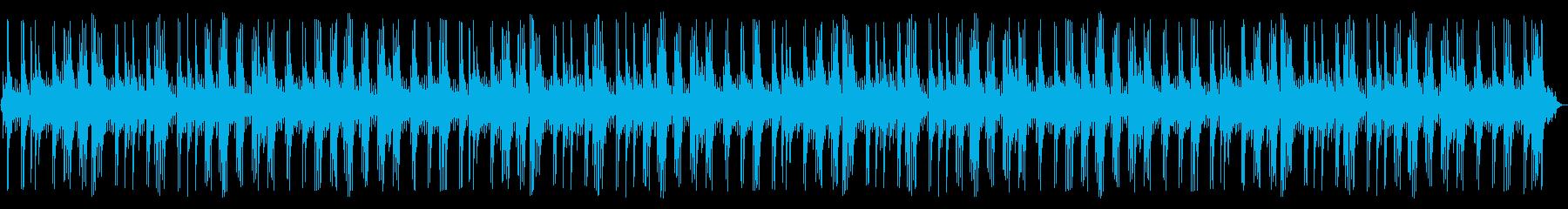 ピアノ、バイブ、スタンドアップベー...の再生済みの波形