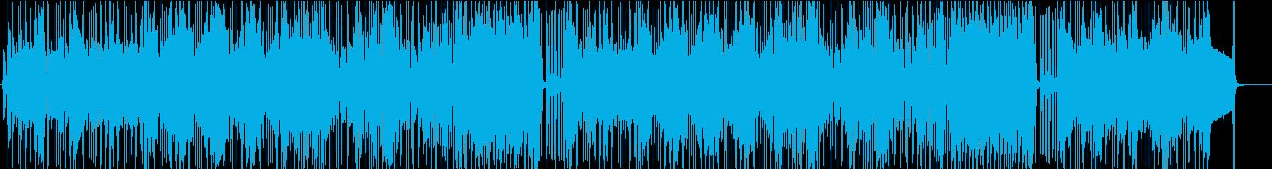 旧き良きファンキーなブルースロック☆の再生済みの波形