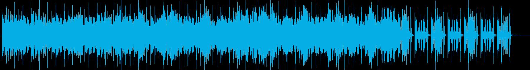 電気研究所催眠-ロボット-スペーシ...の再生済みの波形