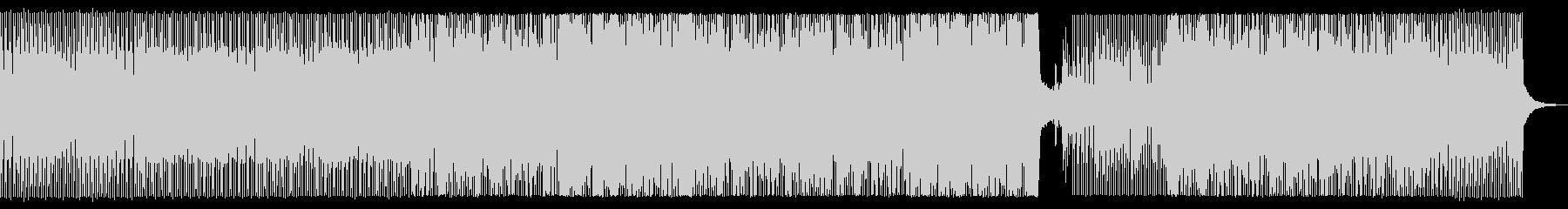 家。メロディック、70'soundの未再生の波形