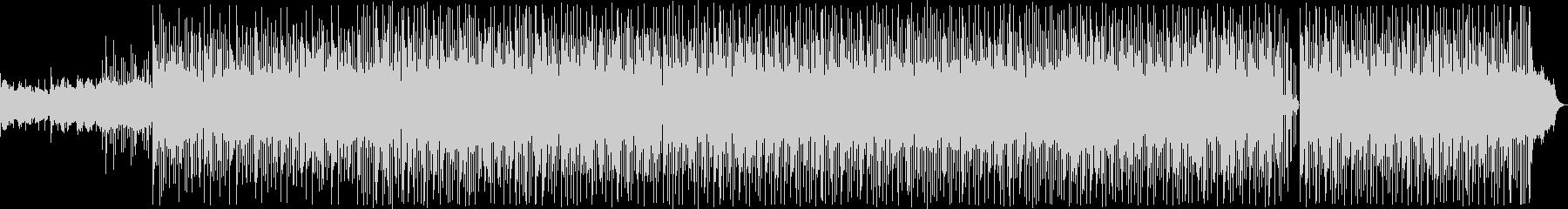 ムーディな雰囲気のジャズバラード2の未再生の波形