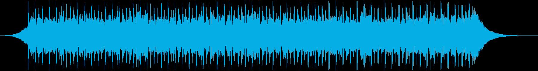 マーケティング用(短)の再生済みの波形