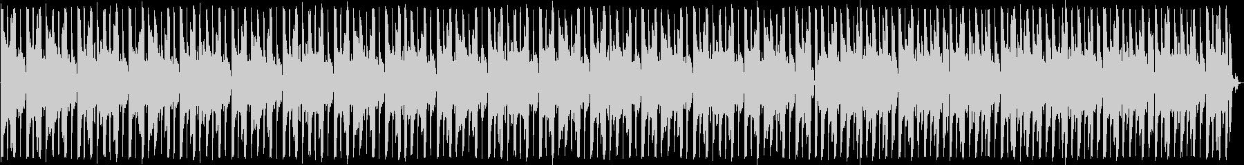 ゆったりとしたテクノ_No603_2の未再生の波形