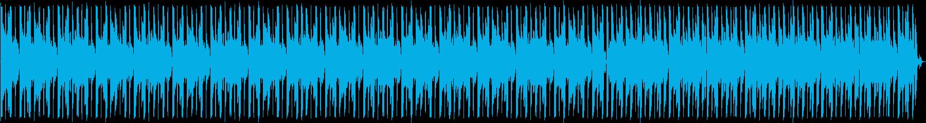 ゆったりとしたテクノ_No603_2の再生済みの波形