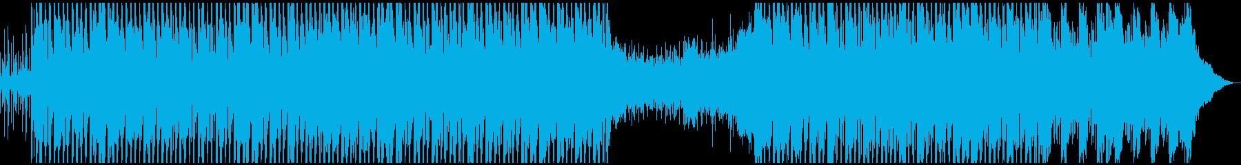 ハウス ダンス プログレッシブ R...の再生済みの波形