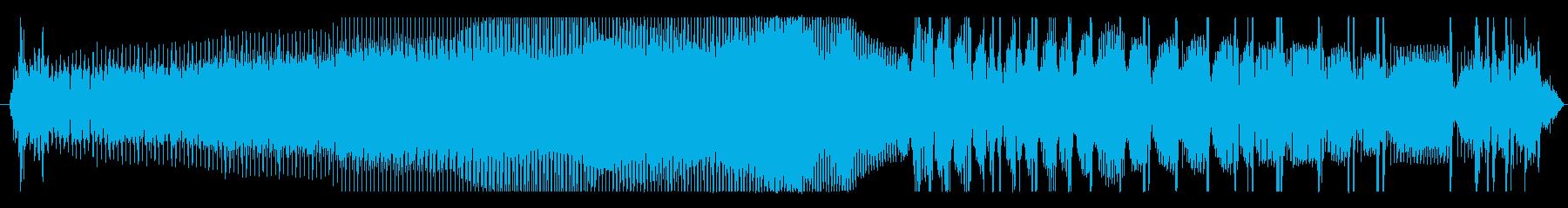 車 VW T1 加速01減速の再生済みの波形