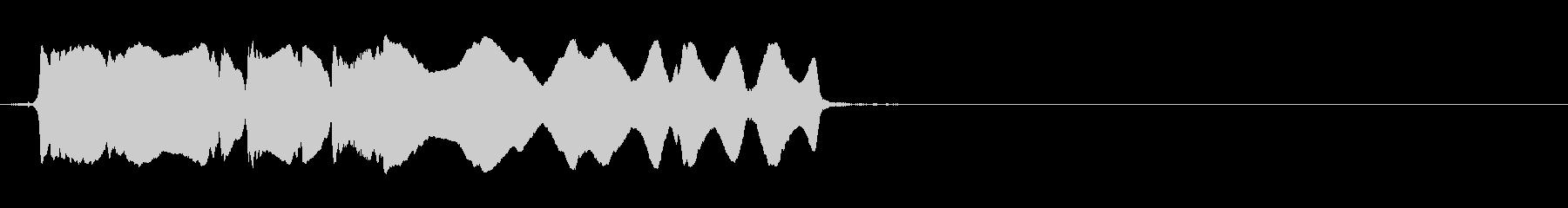 バリトンサックス:馬のホニーアクセ...の未再生の波形