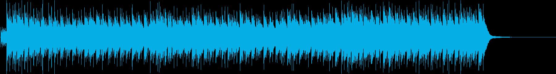 シンキングタイム!!の再生済みの波形