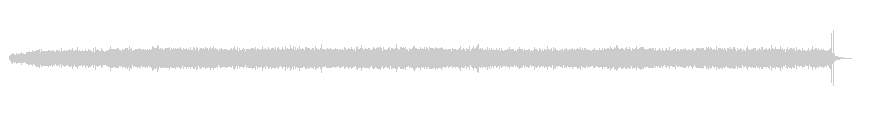 電気ドリル-掘削の未再生の波形