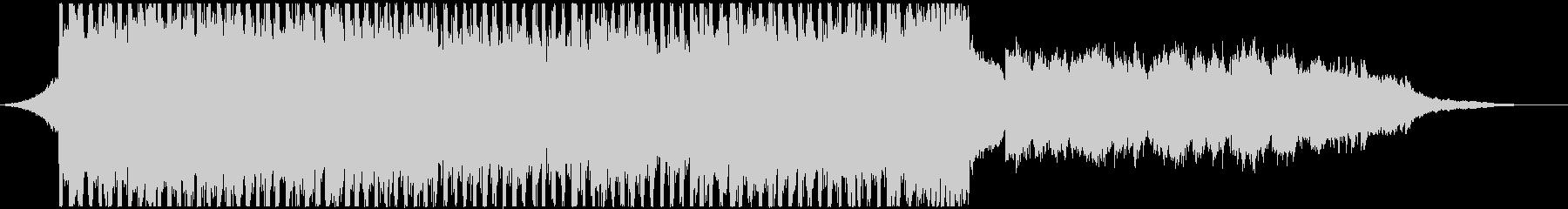 VP系8、バイオリン、幻想的、オシャレBの未再生の波形