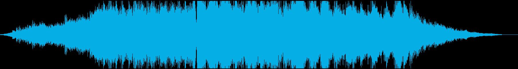 悲しくも力強い。相反するサウンドが融合!の再生済みの波形