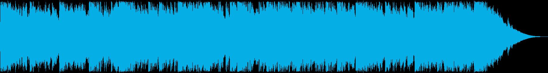CM・洋楽・おしゃれな女性ボーカルポップの再生済みの波形