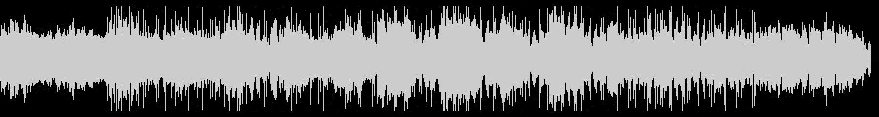 デジタルダークなテクスチャIDMの未再生の波形
