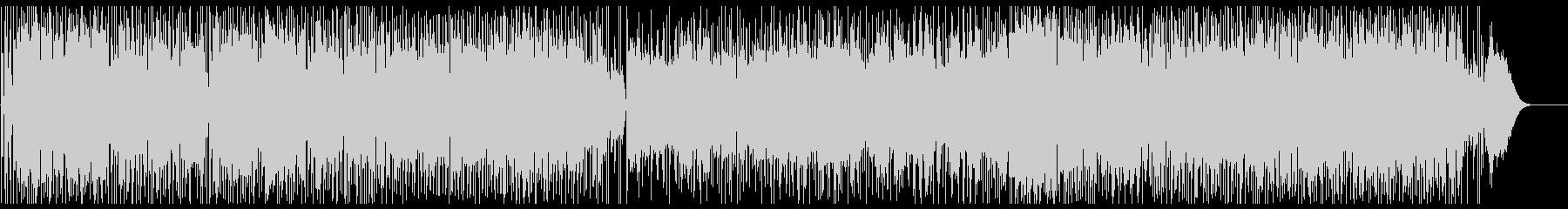 チェロメインのレトロポップスの未再生の波形