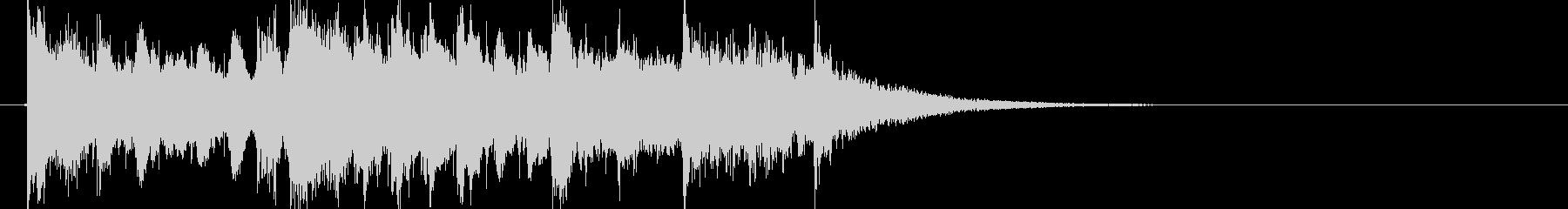 ファンファーレ、勝利、管弦楽、マーチングの未再生の波形