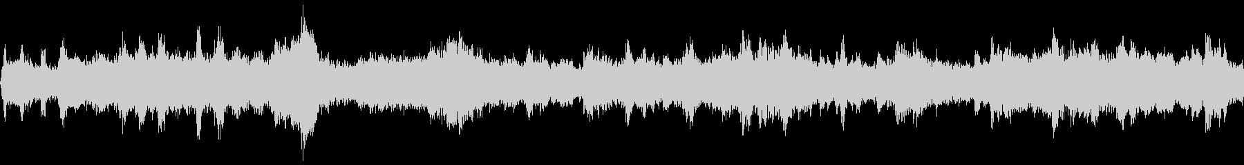 ファンタジー系 壮大なオーケストラBGMの未再生の波形