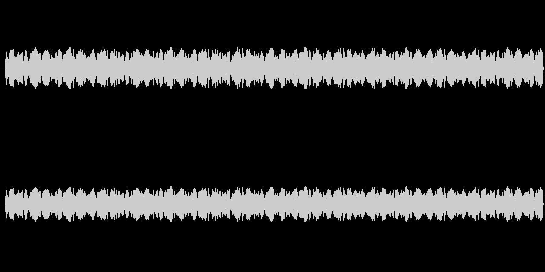 ウィンウィン(パトカーのサイレン音)の未再生の波形