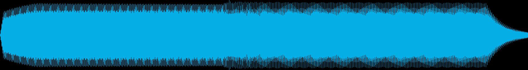 汎用ボタン7 ページ送り・セット等の再生済みの波形