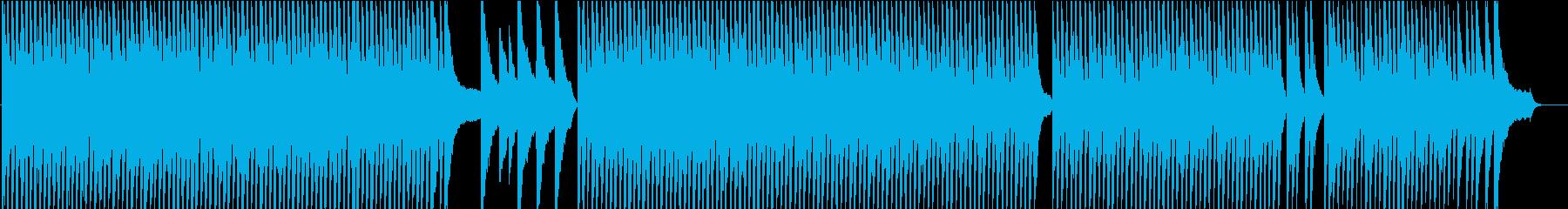 弾むピアノでわくわくする♪日常系BGMの再生済みの波形